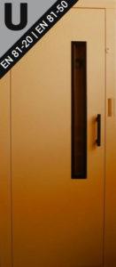 Dveře VDLM TYP-U