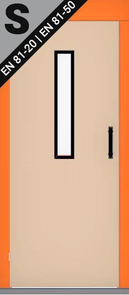 Dveře VDLM TYP-S